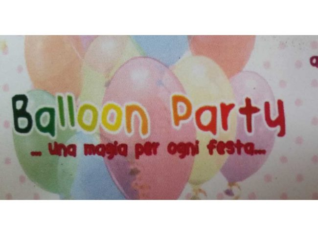 Balloon Party